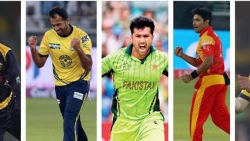 Top 10 PSL Bowlers of All Editions