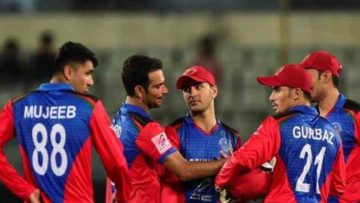 Afghanistan sets a new record for most consecutive wins in T20