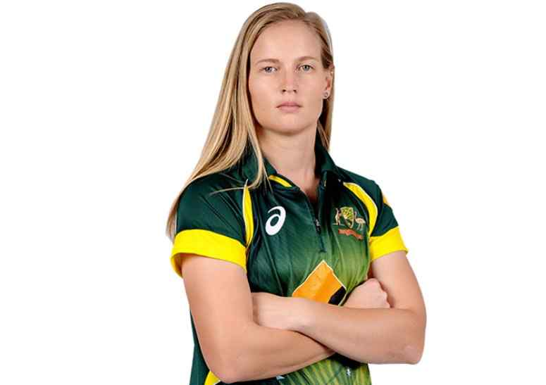Top 10 Most Beautiful Women Cricketers Meg Lanning – Australia