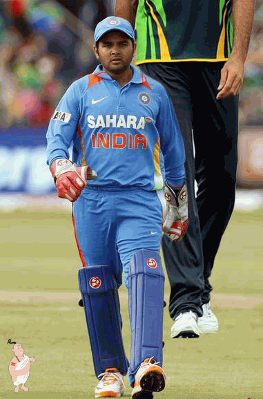 Parthiv Patel - Shortest Cricketers of all time