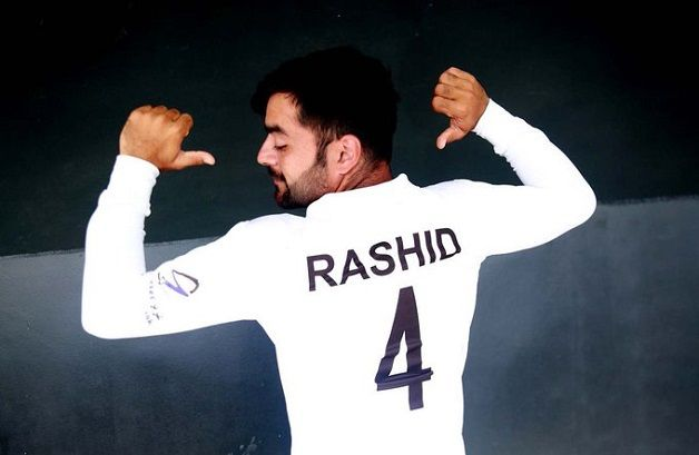 Rashid Khan becomes youngest ever Test captain