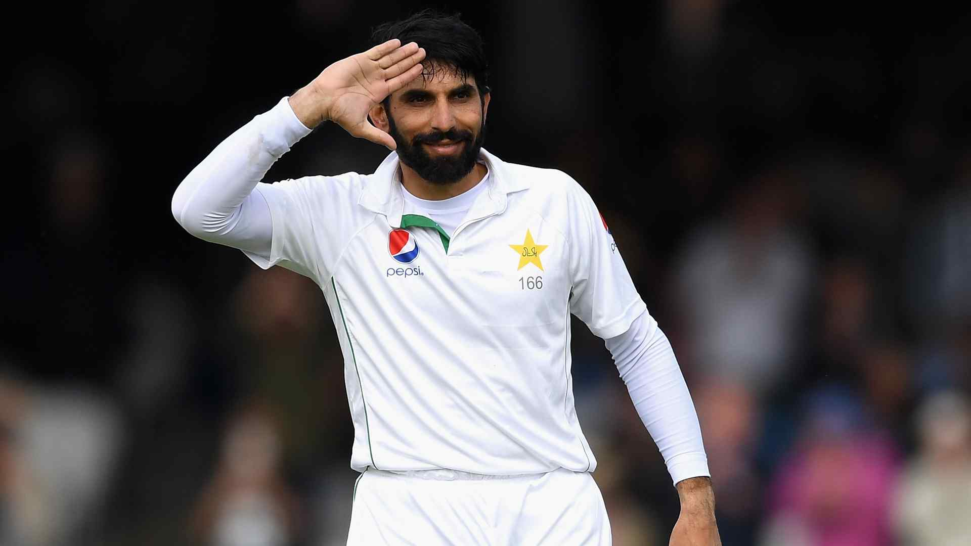 Records Held by Misbah ul Haq