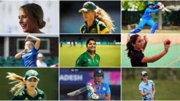 top 10 most beautiful woman cricketer in the cricket history