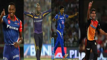 Top 5 Fastest balls bowled in Indian Premier League IPL History