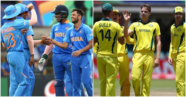 U19 India Vs U19 Australia live streaming