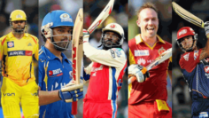 5 Batsmen With Highest Strike Rate in IPL History