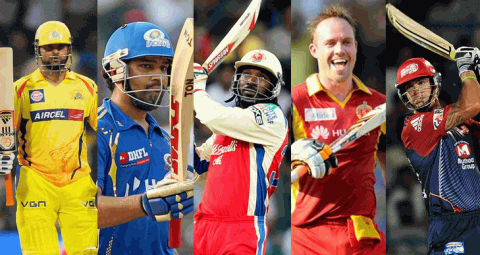5 Batsmen With Highest Strike Rate in IPL History