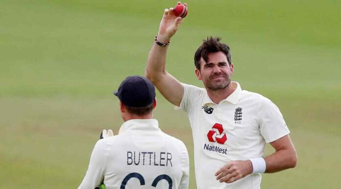 Anderson says it is possible to get 700 Wickets Mark