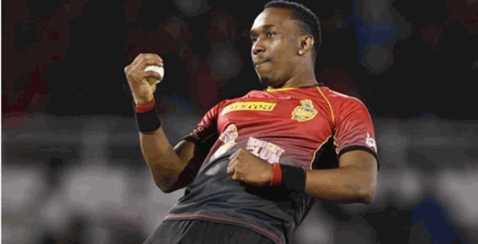 Dwayne Bravo the First Bowler to Take 500 Wickets in T20