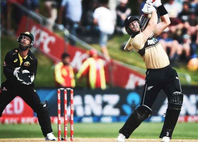Martin Guptill Sets a New Record of Most Sixes in T20 International Cricket