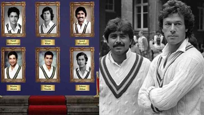 6 Pakistani Legendary Cricketers Included in ICC Hall of Fame