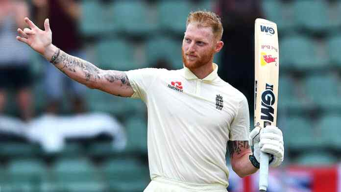 Ben Stokes Named the Wisden Cricketer of the Year
