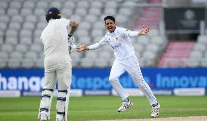 Mohammad Abbas Took 5 Wickets Off Just 18 Balls In English County Cricket