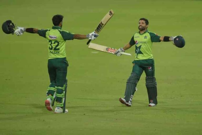 Pakistan Records Highest Run Chase in T20