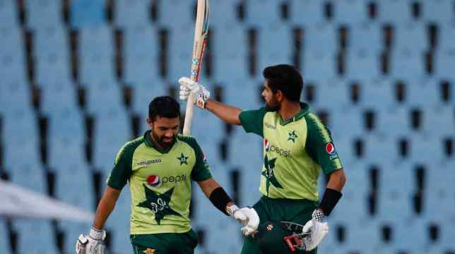 Rizwan and Babar Records Highest Opening Partnership in T20 History
