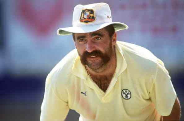 Famous Cricketers With Mustaches