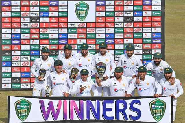 Pakistan Complete Series Schedule for the ICC World Test Championship (WTC) 2021-23
