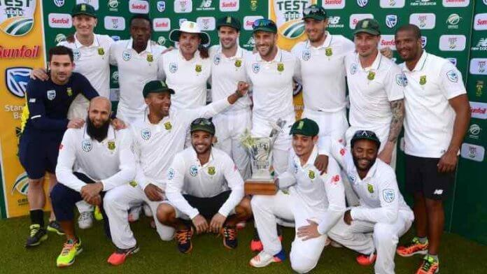 South Africa Complete Series Schedule for the ICC World Test Championship (WTC) 2021-23